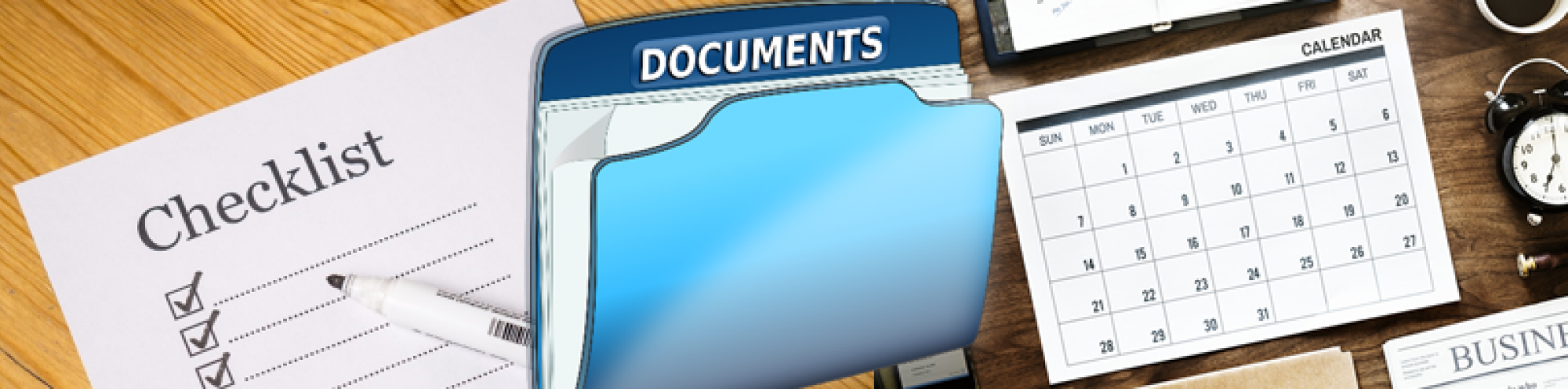 Documents Banner