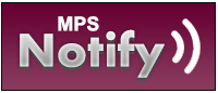 MPS Notify logo
